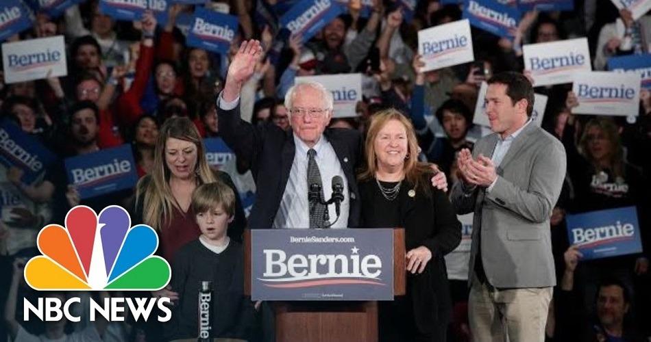 Caos en el recuento de las primarias demócratas en Iowa
