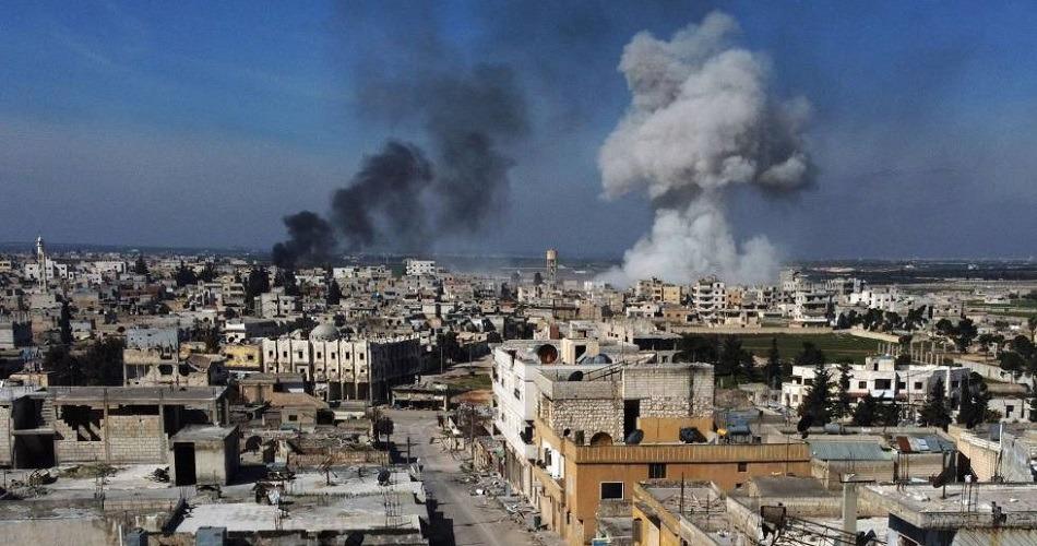 Mueren decenas de soldados turcos en un ataque aéreo en Siria