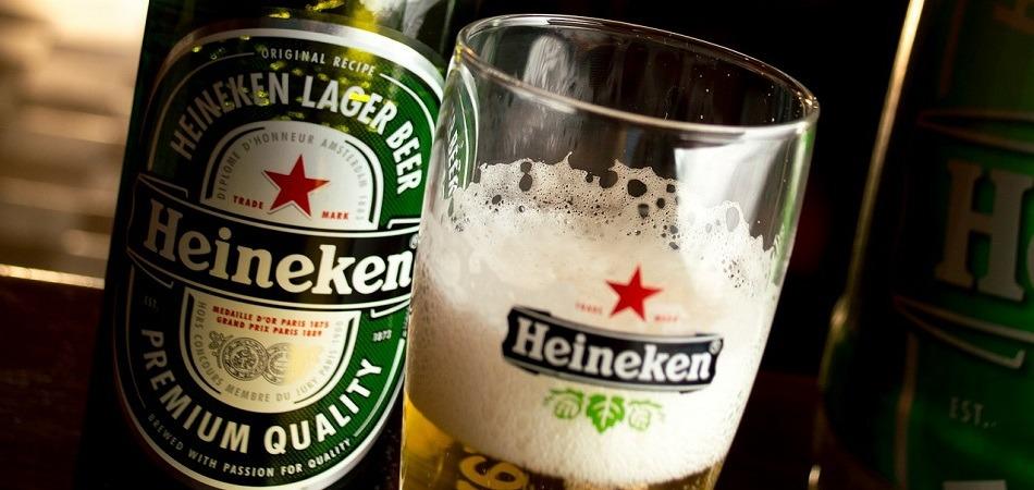 Heineken reporta ganancias de 2,1 mil millones de euros en 2019, un aumento del 13.2%