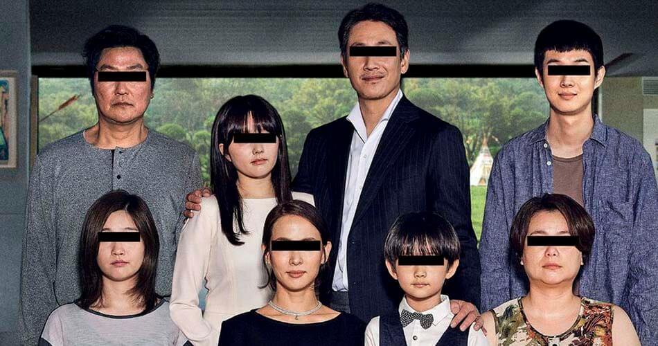 Parasite: La desigualdad social hecha cine