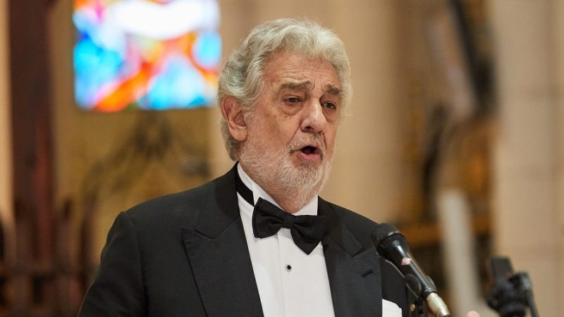 Placido Domingo Acoso Sexual