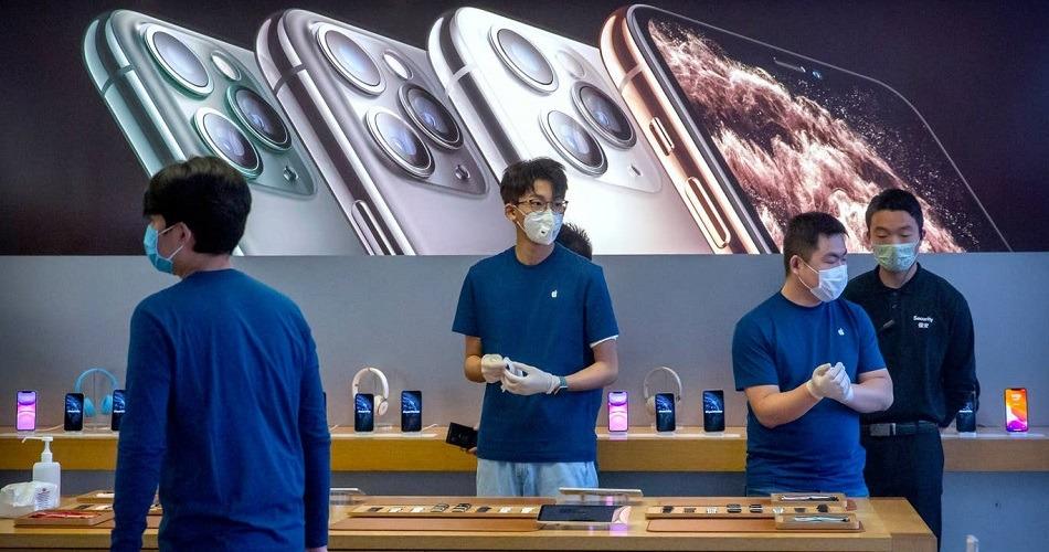 Apple advierte sobre escasez mundial de suministros de iPhone en medio de brote de coronavirus