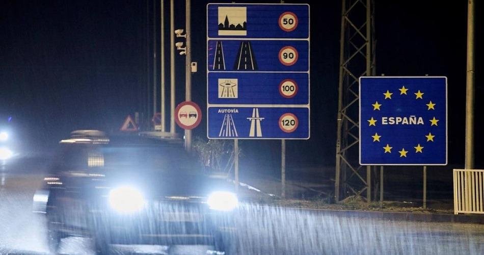 El Gobierno cierra las fronteras terrestres de España después de ser el país de Europa que más rápido se expande del coronavirus