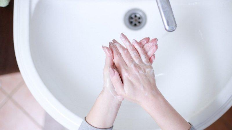 Cononavirus Lavar las Manos