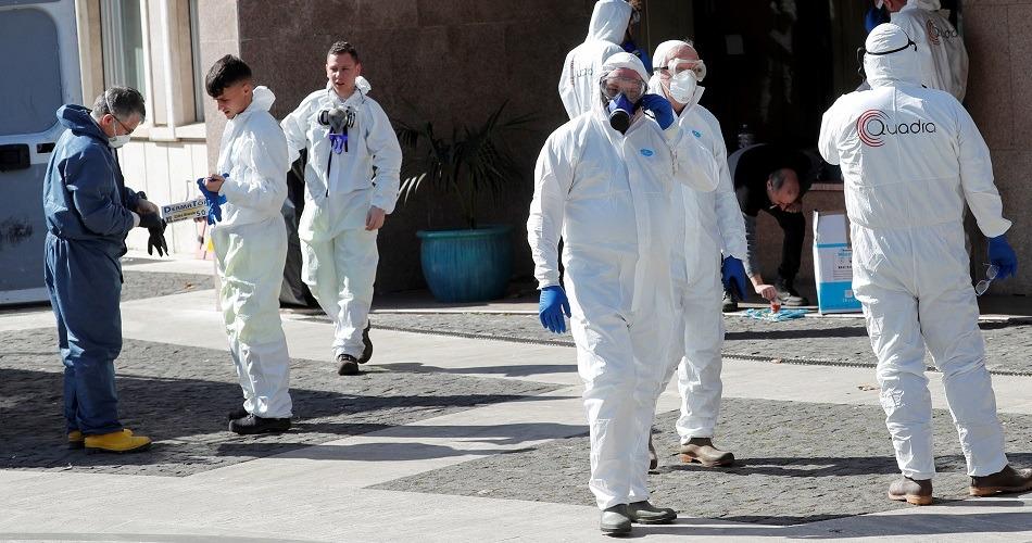 Italia cierra todas los comercios, excepto supermercados y farmacias, y aumenta el bloqueo de Coronavirus