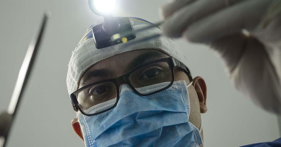 Operaciones médicas a larga distancia