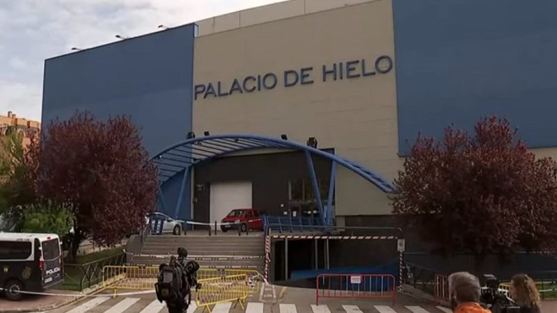 Palacio de Hielo Morgue
