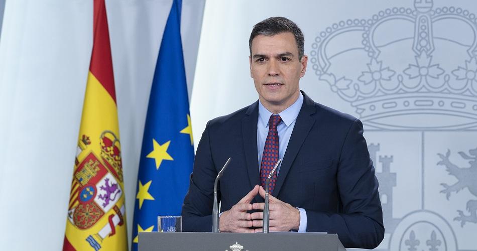 El presidente afirma que el Gobierno no escatimará esfuerzos para reducir al máximo las consecuencias sociales y económicas del coronavirus