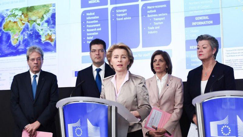 UE Coronavirus