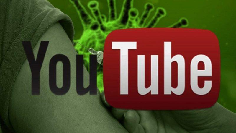Youtube Desmonetiza Coronavirus