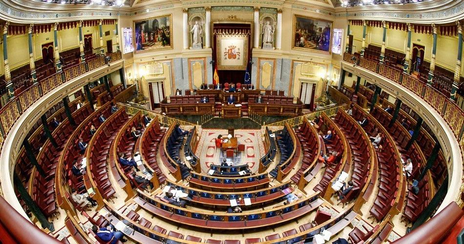 El Congreso de los Diputados aprueba la prórroga del estado de alarma hasta el próximo 26 de abril