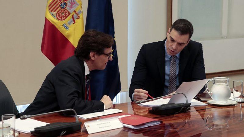 Sanchez conferencia autonomias
