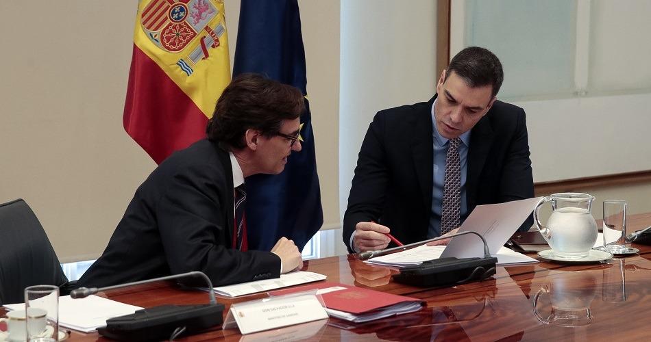 """Sánchez aclara a las autonomías de que el Gobierno dirigirá la """"desescalada"""""""
