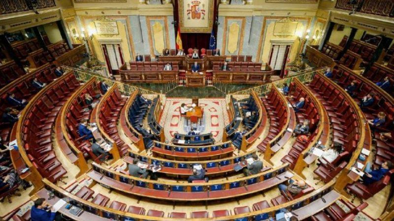 Congreso de los Diputados Prorroga Estado de Alarma