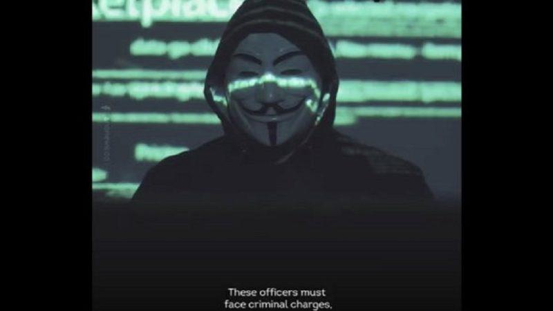 Anonymous Estados Unidos