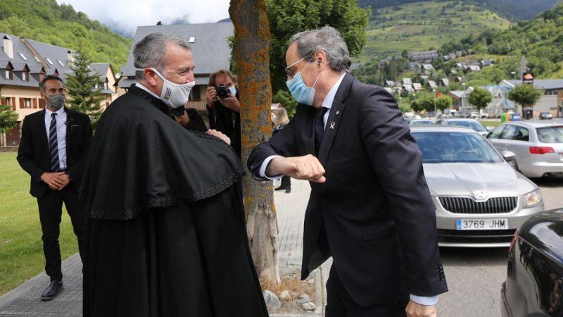 Cataluña nueva normalidad