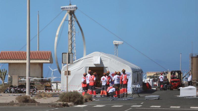 Inmigracion Canarias