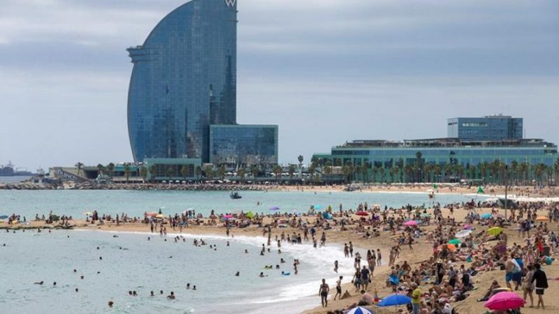 Playa-de-la-Barceloneta