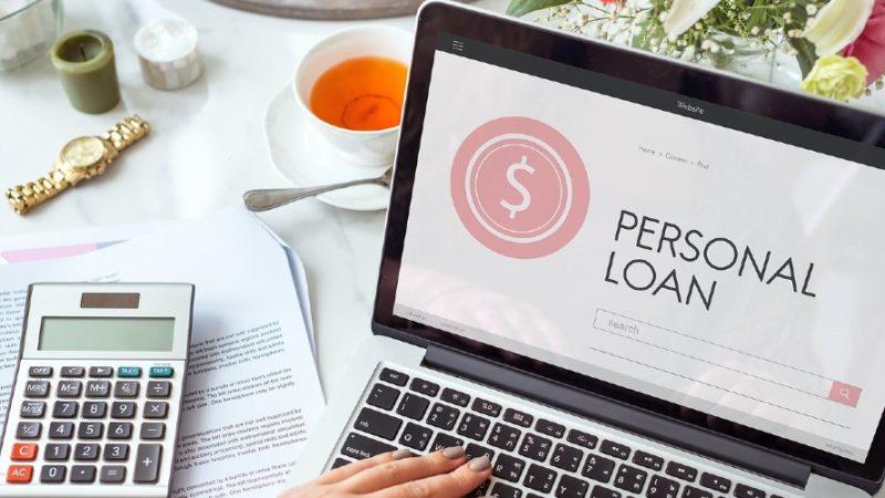 solicitar préstamos personales por Internet