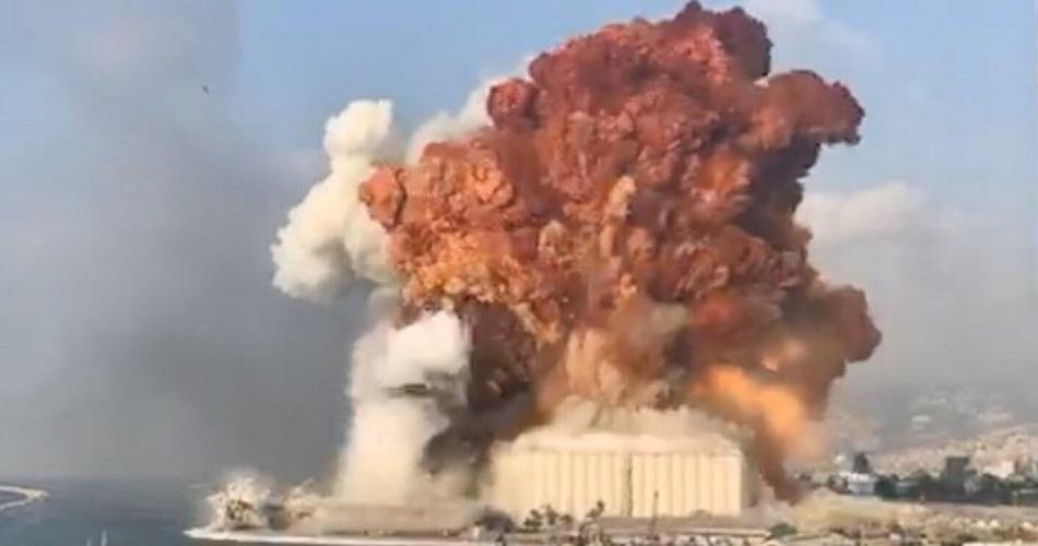Aumenta la cifra de muertos tras la fuerte explosión de Beirut