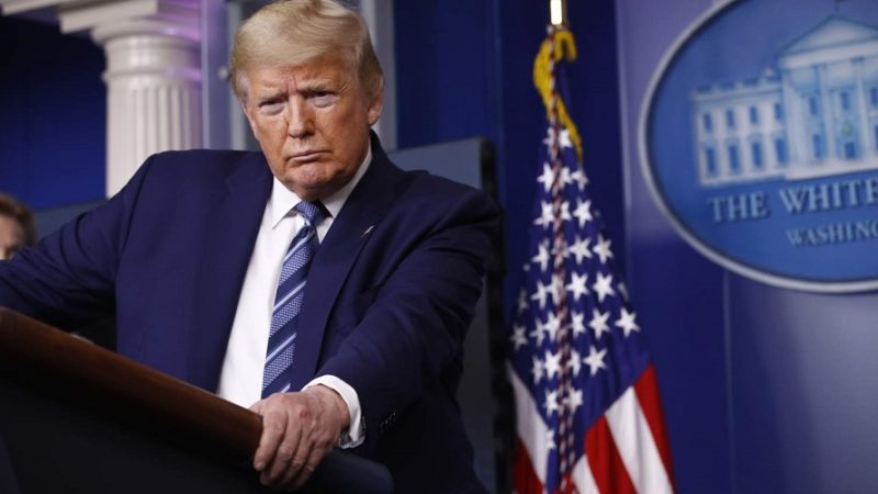 Trump plasma covid