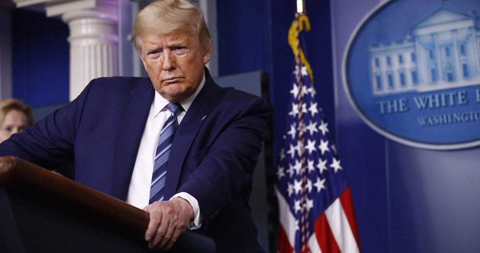 Trump ve el 'impeachment' ridículo