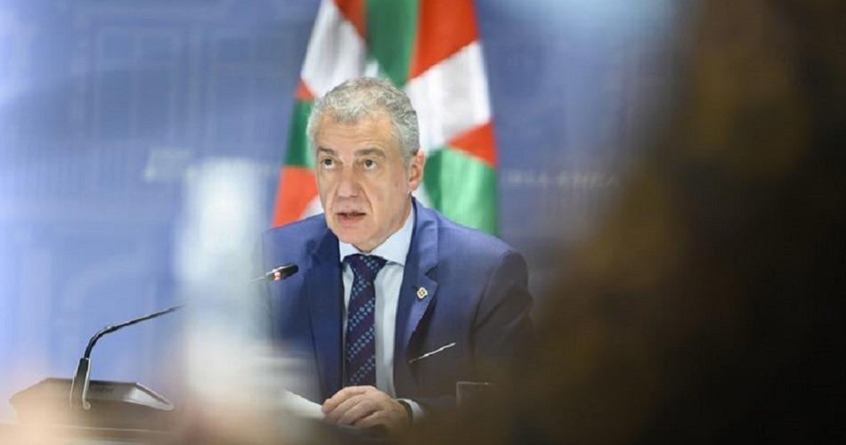 El País Vasco declara la emergencia sanitaria