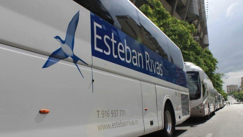 Autobus Esteban Rivas