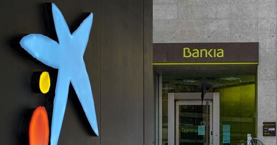 Bankia y CaixaBank esperan cerrar su fusión en los próximos días
