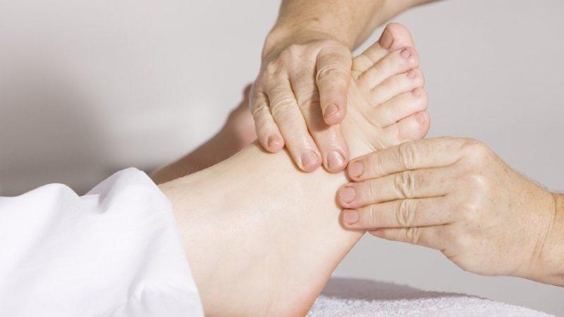 Salud de los pies