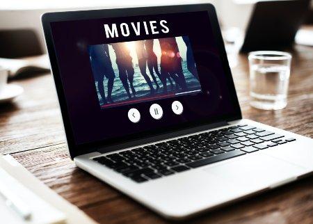 plataforma de contenido cinematográfico