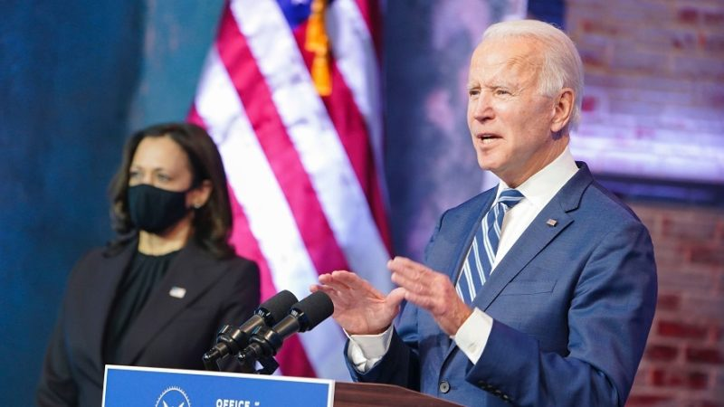 Biden eleva el tono contra Trump