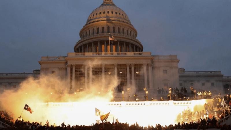 Asalto Capitolio
