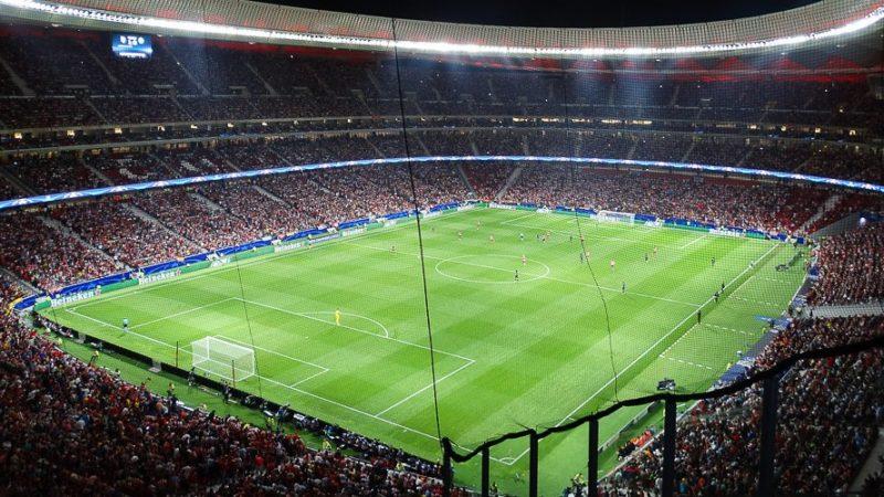 Campo del Atlético