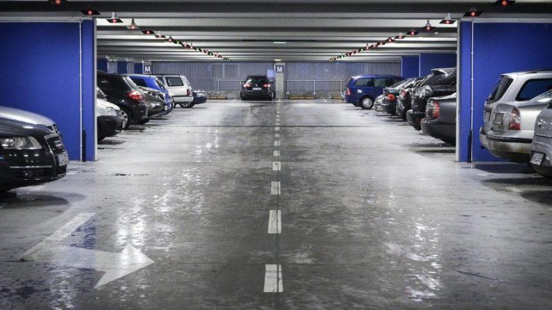 Gestión de aparcamientos