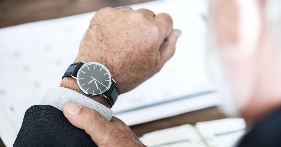 Pasa el tiempo y el reloj sigue siendo el accesorio masculino más importante