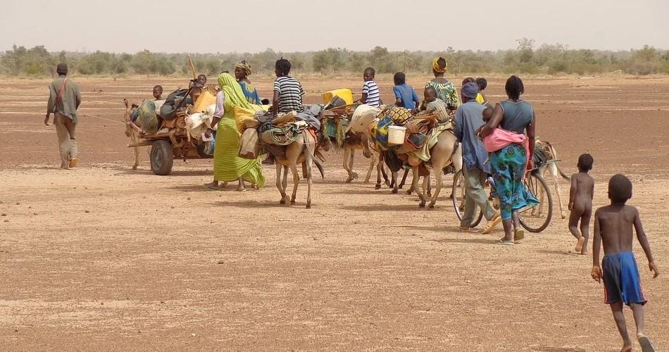 El número de desplazados forzosos se dispara a cifras récord: 82 millones